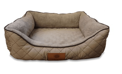 מיטה לכלבים קטנים אורטופדית פרוותית