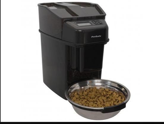 מתקן האכלה אוטומטי לכלב ולחתול PETSAFE