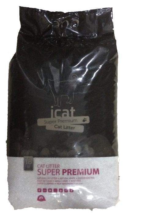 """חול חתולים מתגבש 10 ק""""ג"""