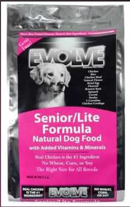 """איוולב סניור לייט 6.8 ק""""ג מזון לכלבים מבוגרים"""