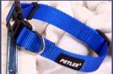 קולר פטלר S כחול