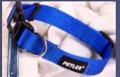 קולר פטלר L כחול