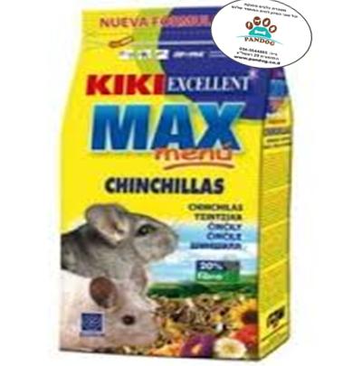 קיקי – מזון לאוגר 1 קילו Kiki Hamsters