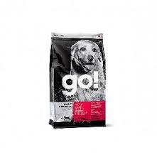 """מזון יבש לכלבים גורים בטעם כבש ושיבולת שועל 11.3 ק""""ג GO!"""