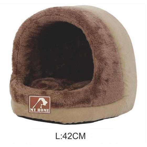 """איגלו L לכלב ולחתול 42 ס""""מ"""