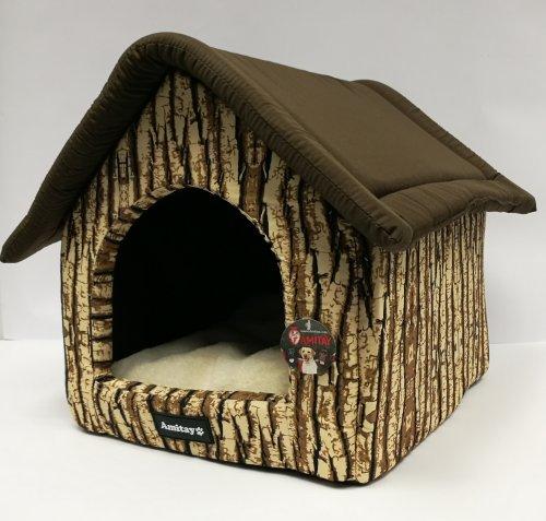 """בית לכלב וחתול 47 ס""""מ"""