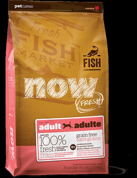 """מתכון דגים ללא דגנים לכלבים בוגרים 2.72 ק""""ג"""