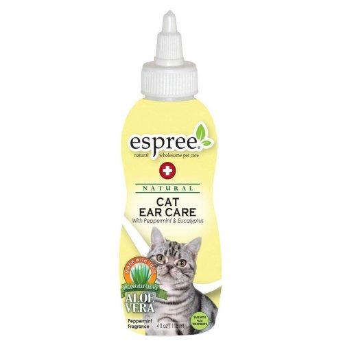 """נוזל ניקוי אוזניים לחתולים 118 מ""""ל"""