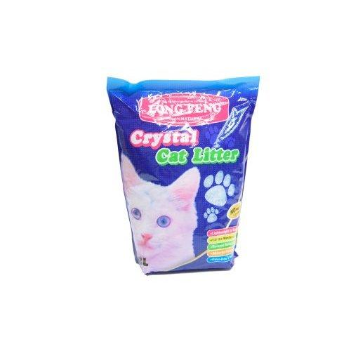 סיליקה ג'ל לחתולים שקית 3.8 ליטר