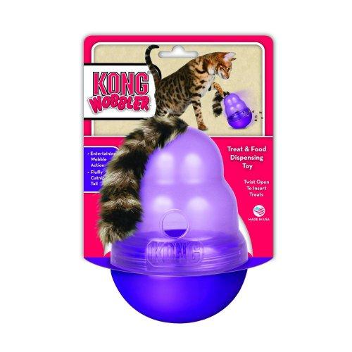 קונג וובלר צעצוע אקטיבי לחתול