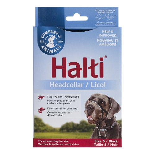 רתמה לכלב התנהגותית הלטי מקורי מס' 5