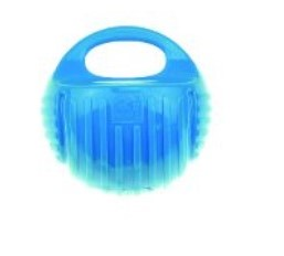 צעצוע לכלב – כדור ידית אקרו (כחול)