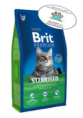 """לחתול- בריט פרמ' חתול מעוקר – ( 1.5 ק""""ג)"""